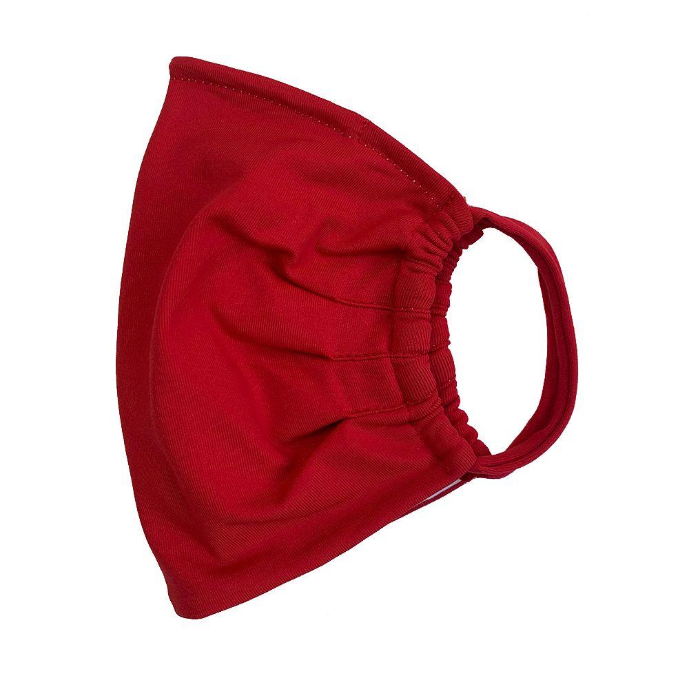 mascara-de-protecao-vermelha
